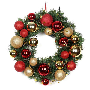 New Christmas garland ,Christmas Wreath for door and window decoration