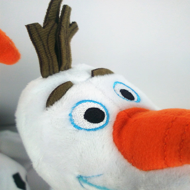 Ice and Snow Treasure Plush Toys Dolls