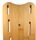 Humanoid Creative Maple Wooden Knife Rest