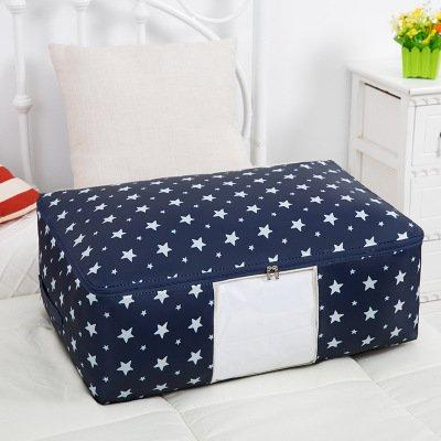 Lovely Print Oxford Clothes Quilts Storage Bags
