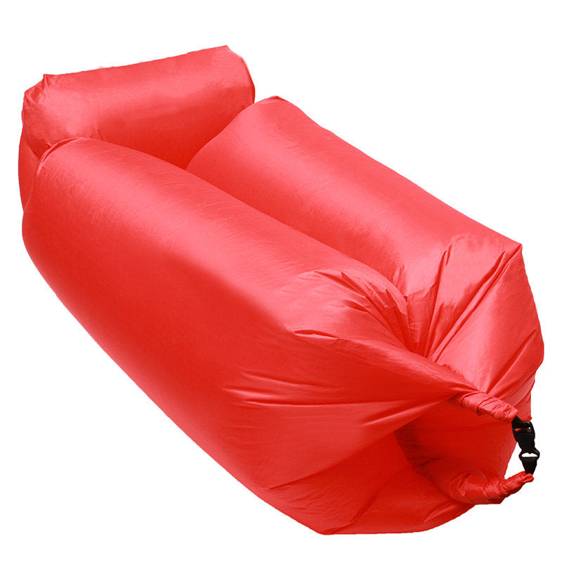 Lazy Sofa Outdoor Travel Fast Air Inflatable Couch Camping Inflatable Hammock