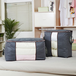Thicken Large Capacity Quilt Clothes Sorting Bag Moving Packing Bag Storage Duffel Bag