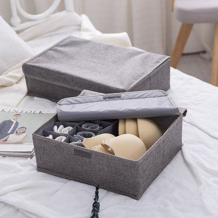 Convenient Socks Bras Underwear Organizer Box