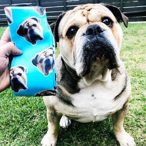 Custom Socks with Your Pet's Face Photo