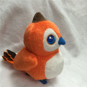 World of Warcraft Doll Pepe Blizzard Carnival Bird Plush Toy