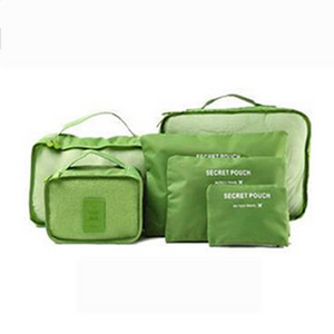 Waterproof Travel Storage Bag Packaging Cube Clothes Bag Luggage Storage Bag