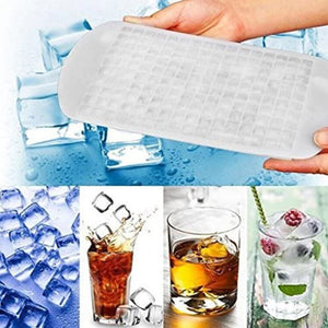160 Grids Silicone Ice Tray Mold Ice Maker food silicone ice box