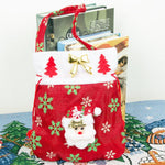 Christmas Gift Bag Tote
