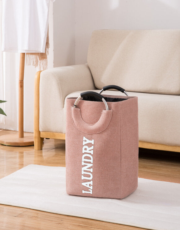 Portable Dirty Clothes Basket Storage Basket Quilt Storage Bag Clothing Storage Box Quilt Storage Bag