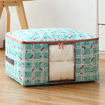 Washable Oxford Cloth Quilt Bag Luggage Moving Bag