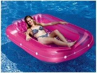 "Suntan Tub ,70"" x 46"" (178 cm x 117 cm)