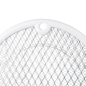 USB Rechargeable Electric Mosquito Flying Swatter Bug Zapper Killer Multifunctional Pest Remover Tool 2In1 Mosquito Killing Lamp