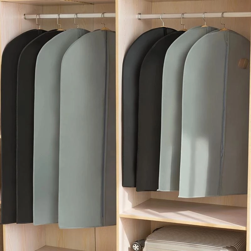Non-woven  Closet Clothing Storage Bags Dust Cover