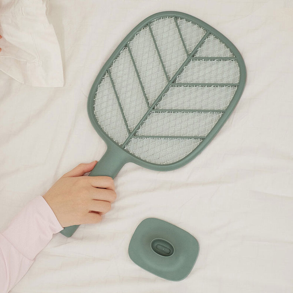 Electric Mosquito Racket SOLOVE P2 USB Rechargeable Mosquito Killer Handheld Fly Killer Swatter Home Garden Product