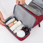 Travel Storage Bag Waterproof High-capacity Cosmetic Organize Bag