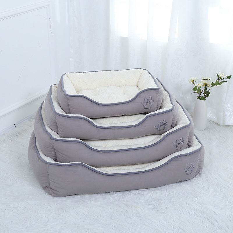 Four Seasons General Dog Bed In Four Sizes