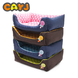 Warm Pets Nest Dog Bed Cats Sleeping Mat