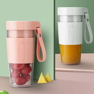 Mini Juicer Manufacturer Portable Multifunctional USB Rechargeable Juice Cup