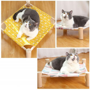 Summer Breathable Cat Hammock
