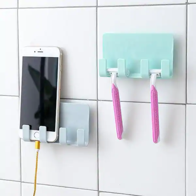 Paste Creative Mobile Phone Charging Bracket