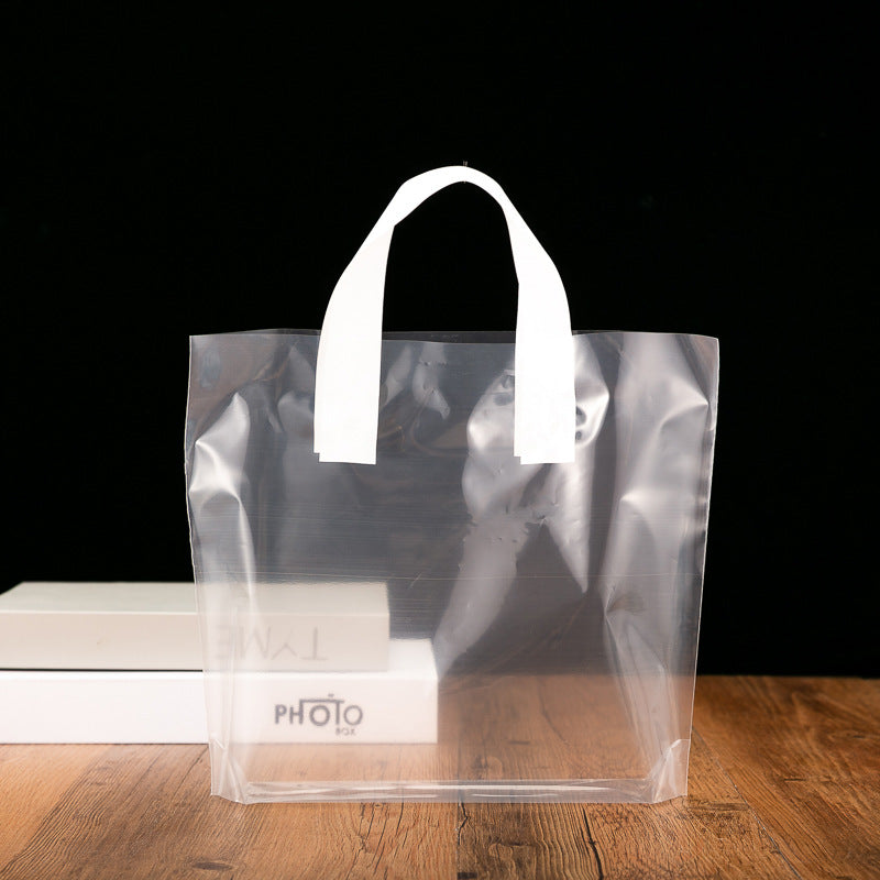 50Pcs/Bag Eco-friendly Printed Tote