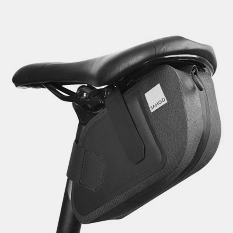 Waterproof Portable Bicycle Bag Riding Bag Bicycle Tail Bag Saddle Bag Bicycle Equipment