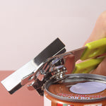 Stainless steel can opener non-slip color can opener can opener can