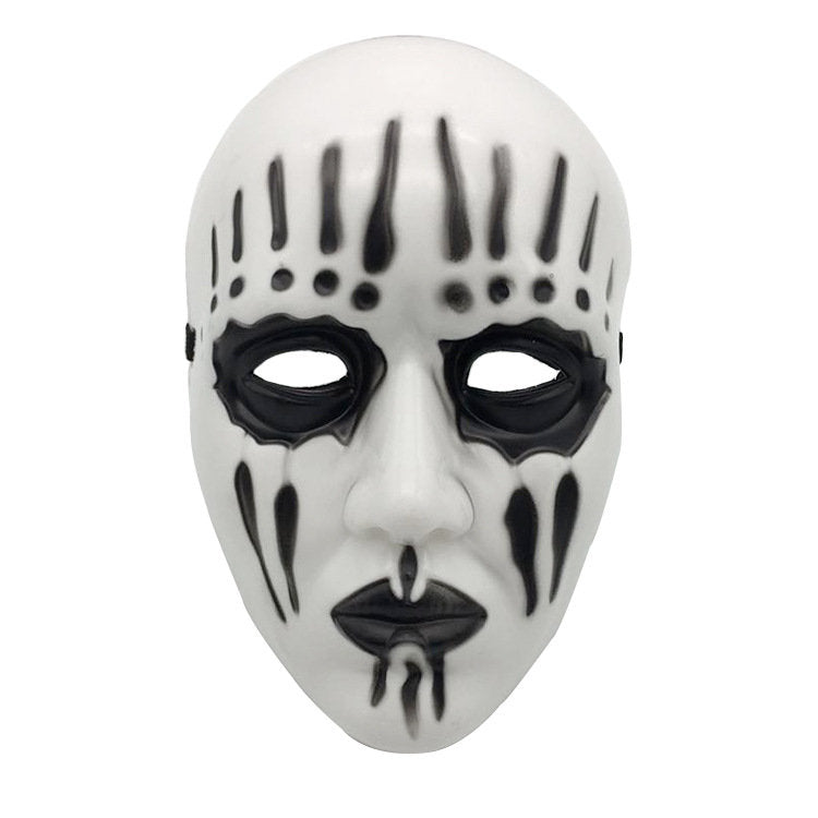 Halloween Horror Scary Mask Props Prom Cosplay Live Band Mask Party Decor Supply