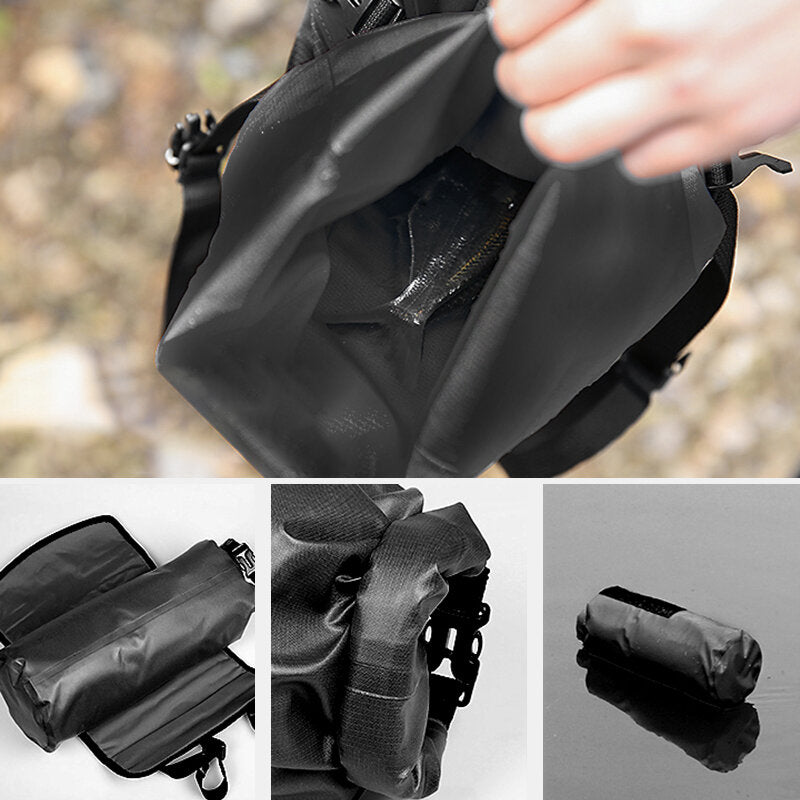 Head Bag Increases Waterproof Front Bag Mountain Bike Equipment Accessories Handlebar Bag