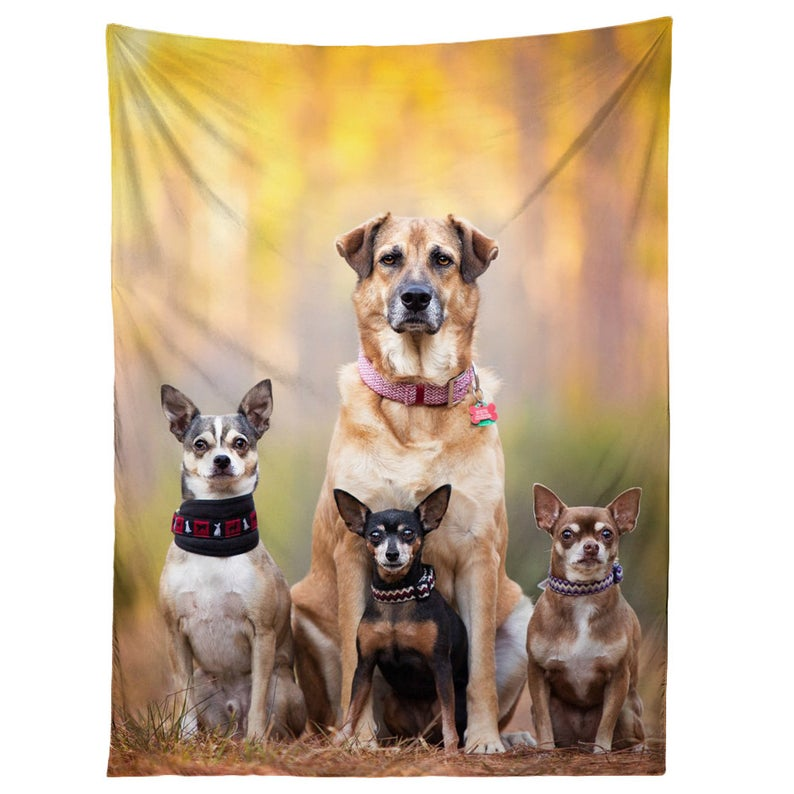 Custom Wall Tapestry, Custom Backdrop, Custom Wedding Tapestry, Personalized Image, Custom Image, Made to Order, Full Color,3D Printed