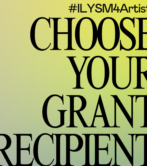 Choose Your Grant Recipient!