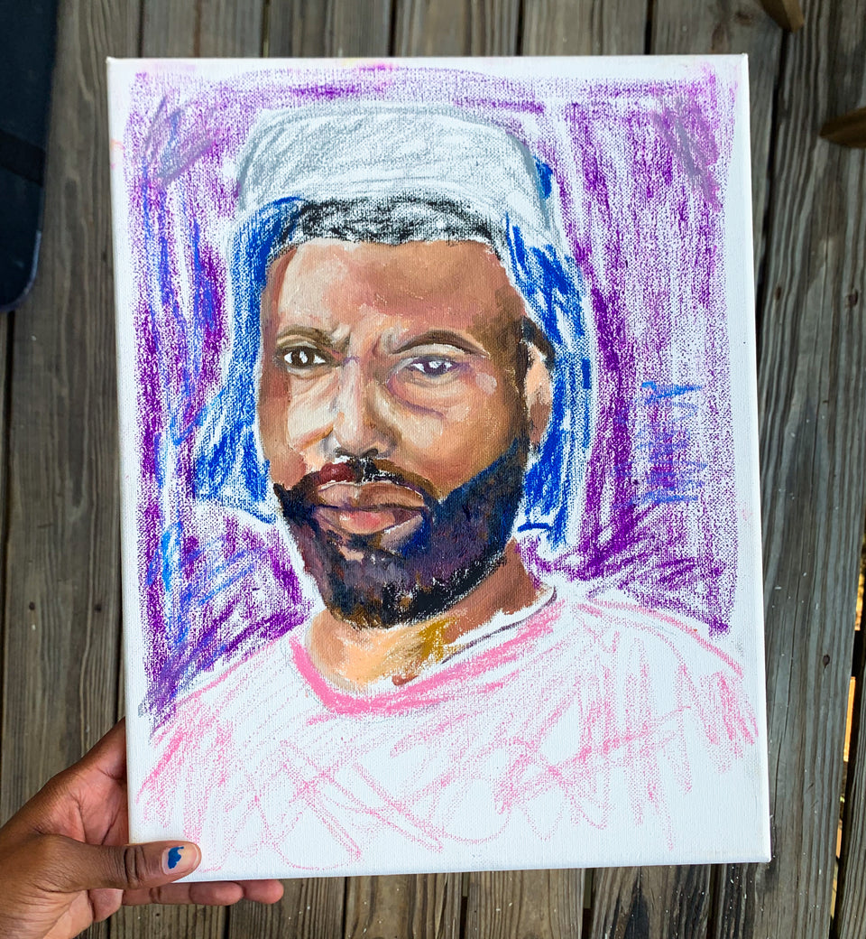 Custom Portrait by Bria Duncan