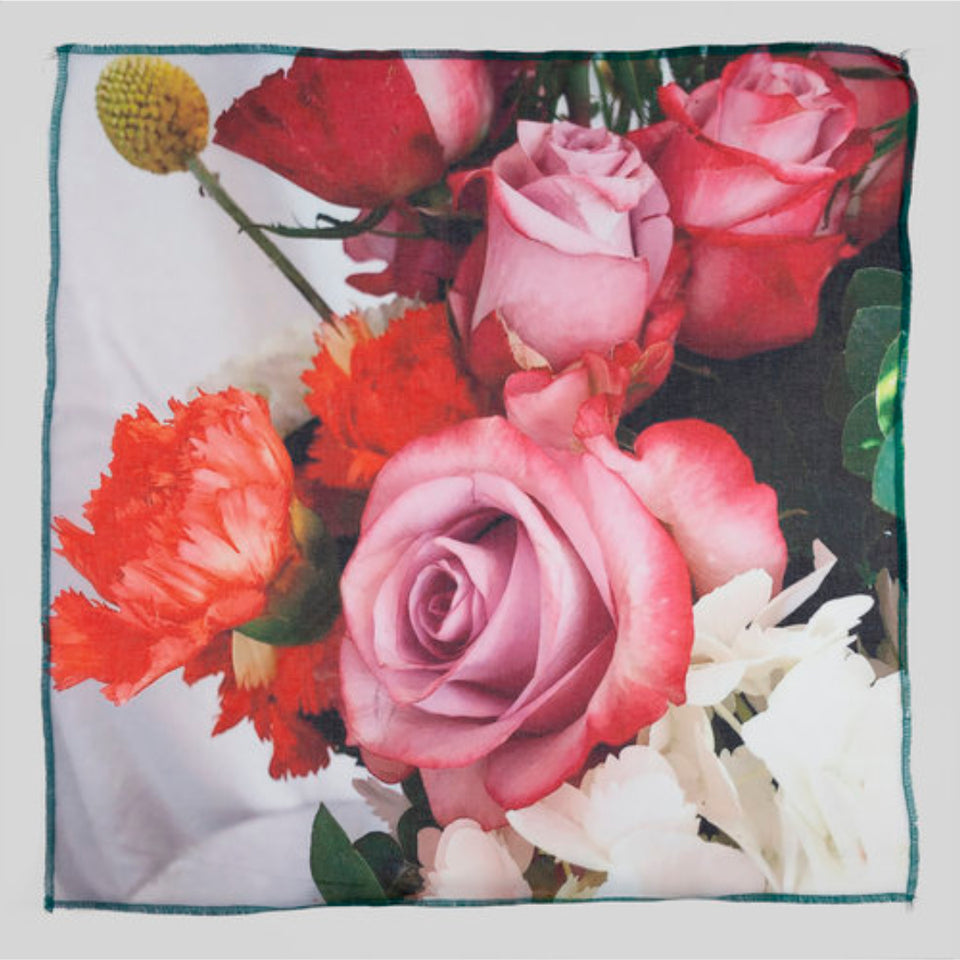 Scarf Vol. 1 by Jaklin Romine // Why Bring Me Flowers When I Am Dead? When You Had The Time To Do It When I Was Alive
