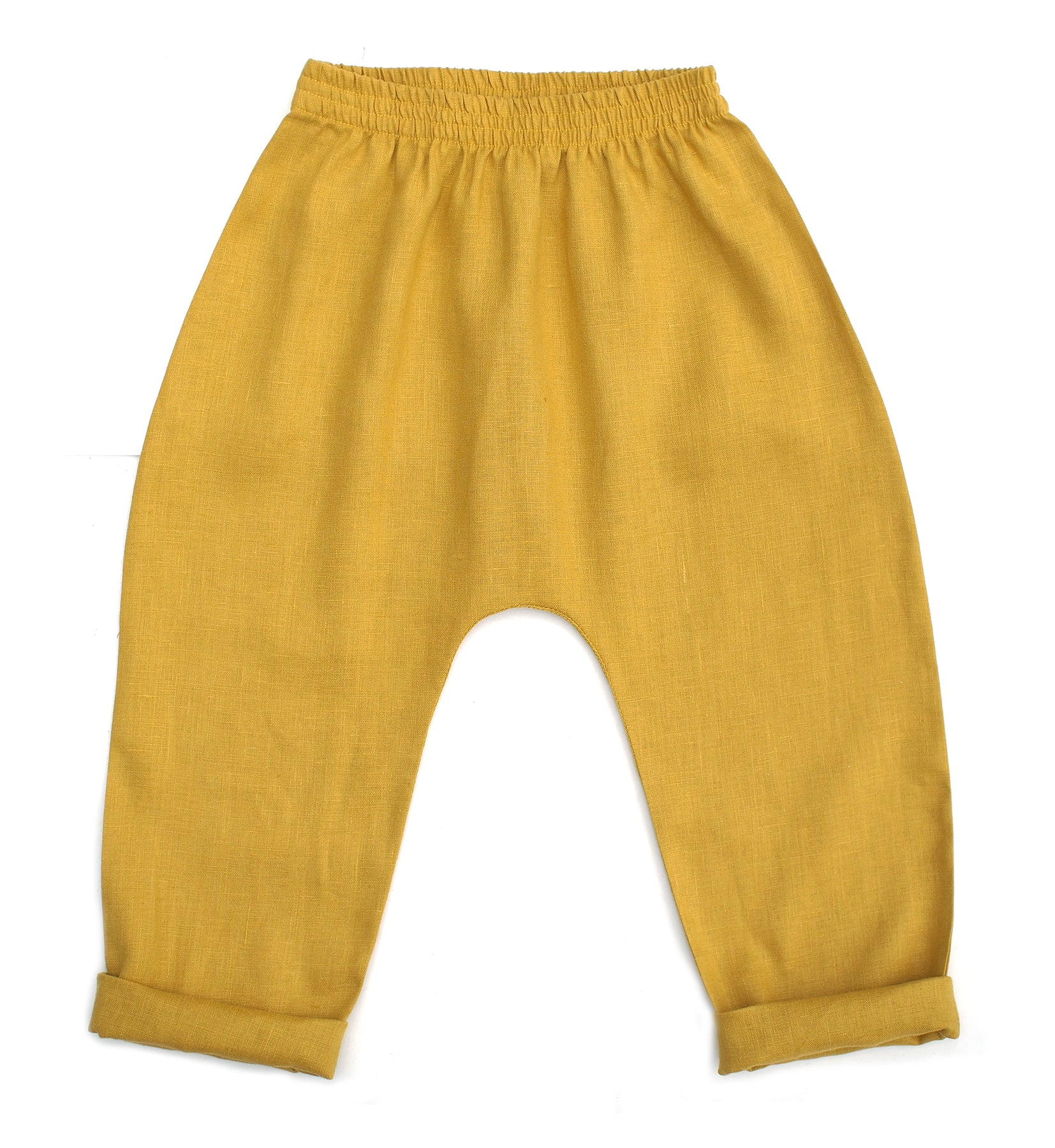 COOP TROUSERS, GOLDENROD