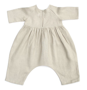 RAGLAN JUMPSUIT, BONE