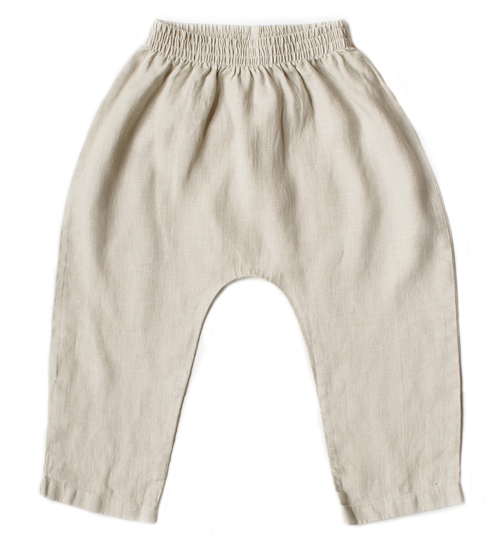 COOP TROUSERS, BONE