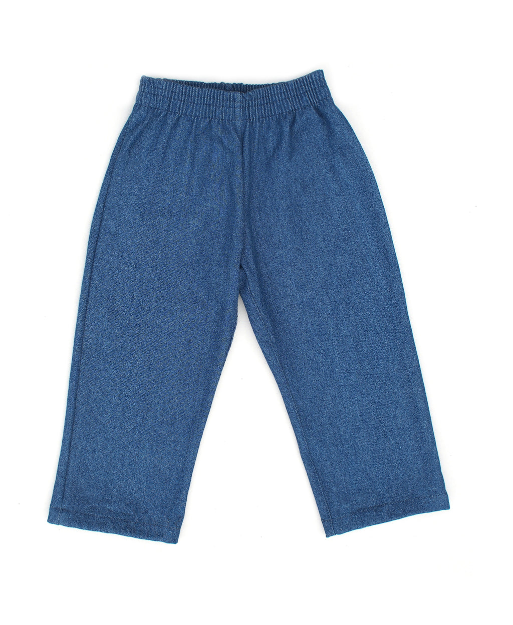 CREEK TROUSERS, DENIM