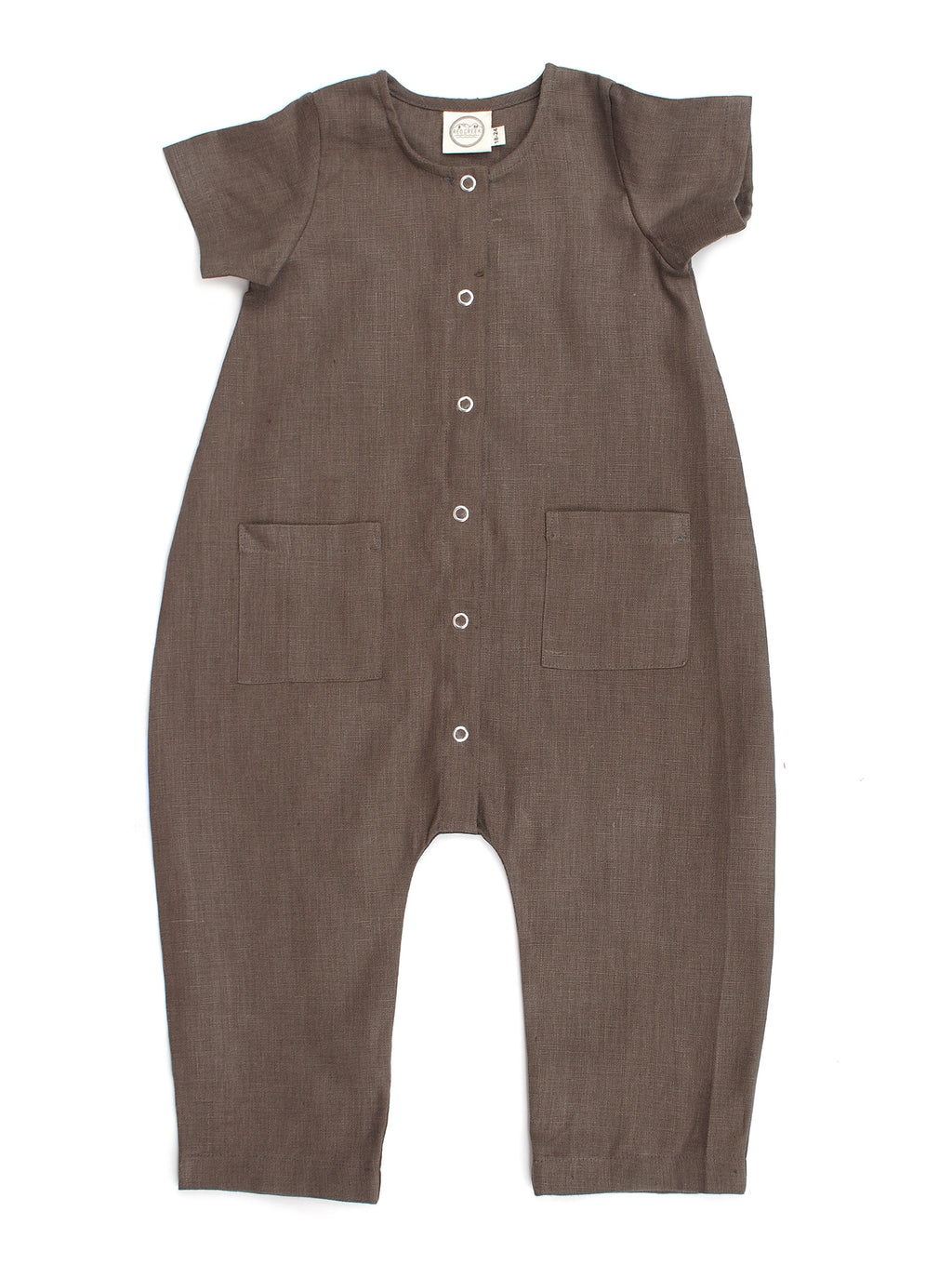 LOUIE JUMPSUIT, EARTH