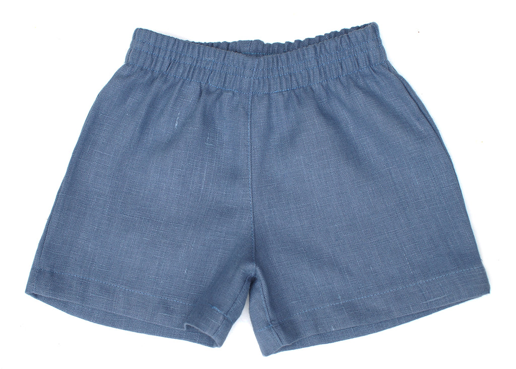 RIVER SHORTS, CORNFLOWER