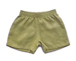 RIVER SHORTS - PISTACHIO
