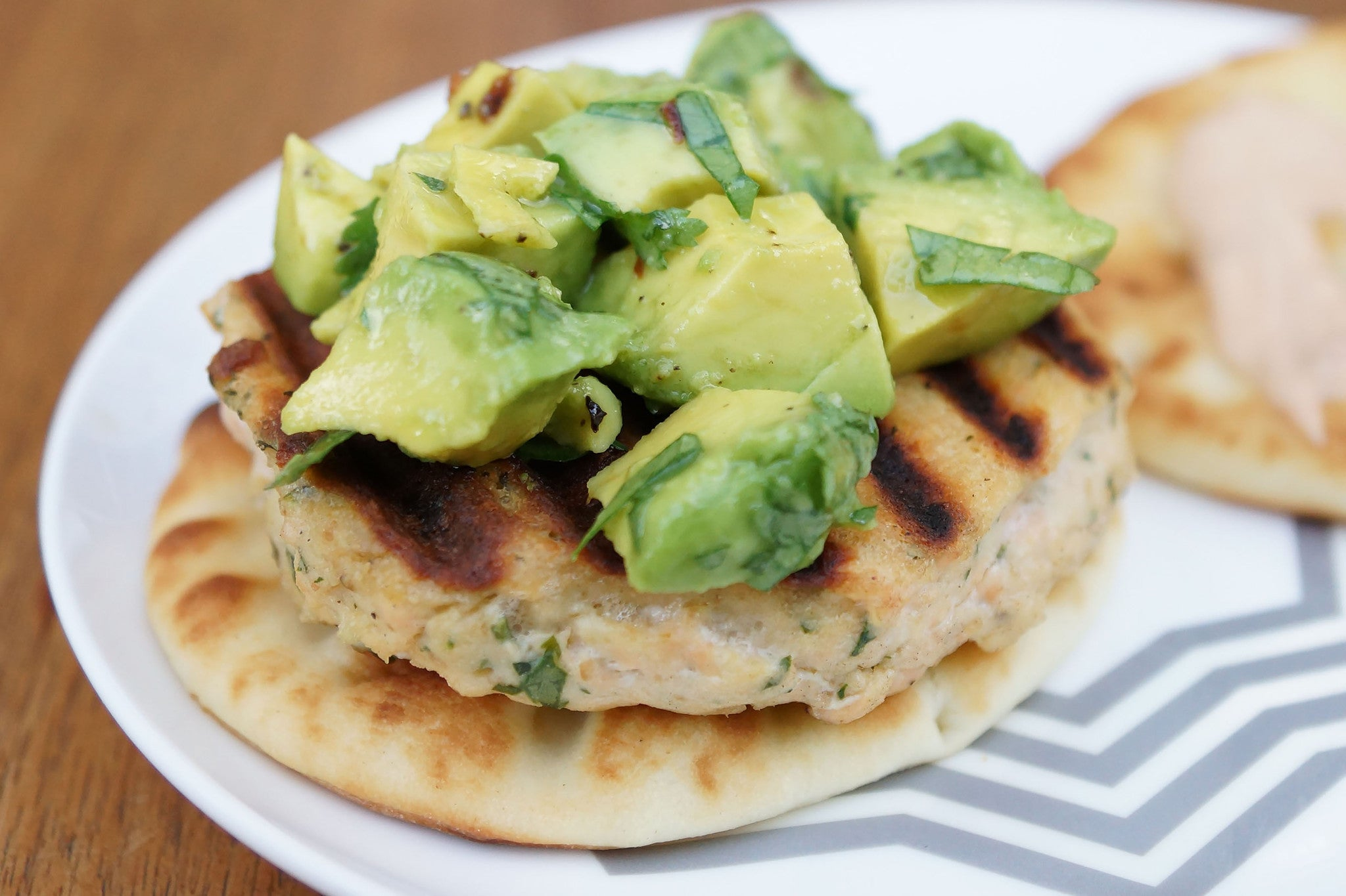 Quick And Easy Salmon Burgers