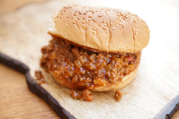 Tasty Sloppy Joes