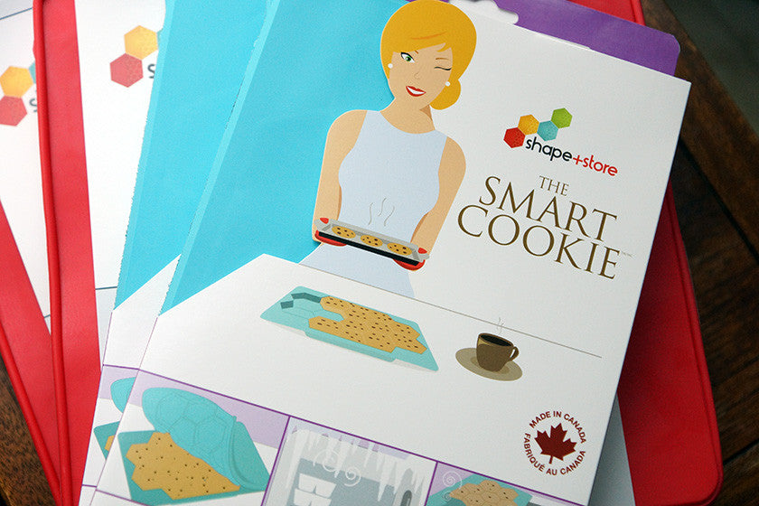 Burger and Cookies bundle in package