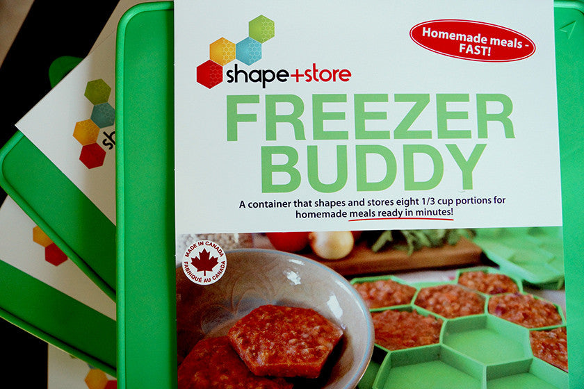 Freezer Buddy bundle in package