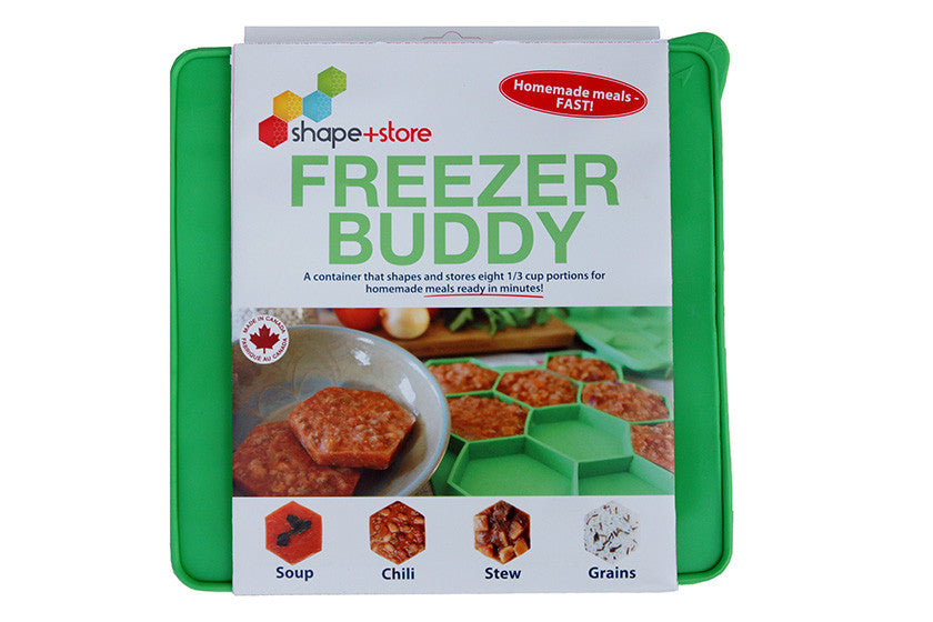 Freezer Buddy in package
