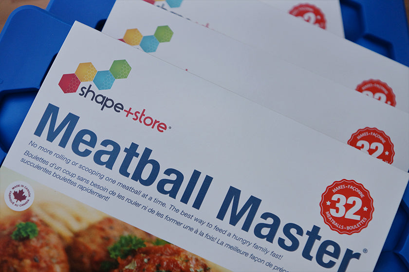 Meatball Master bundle in package