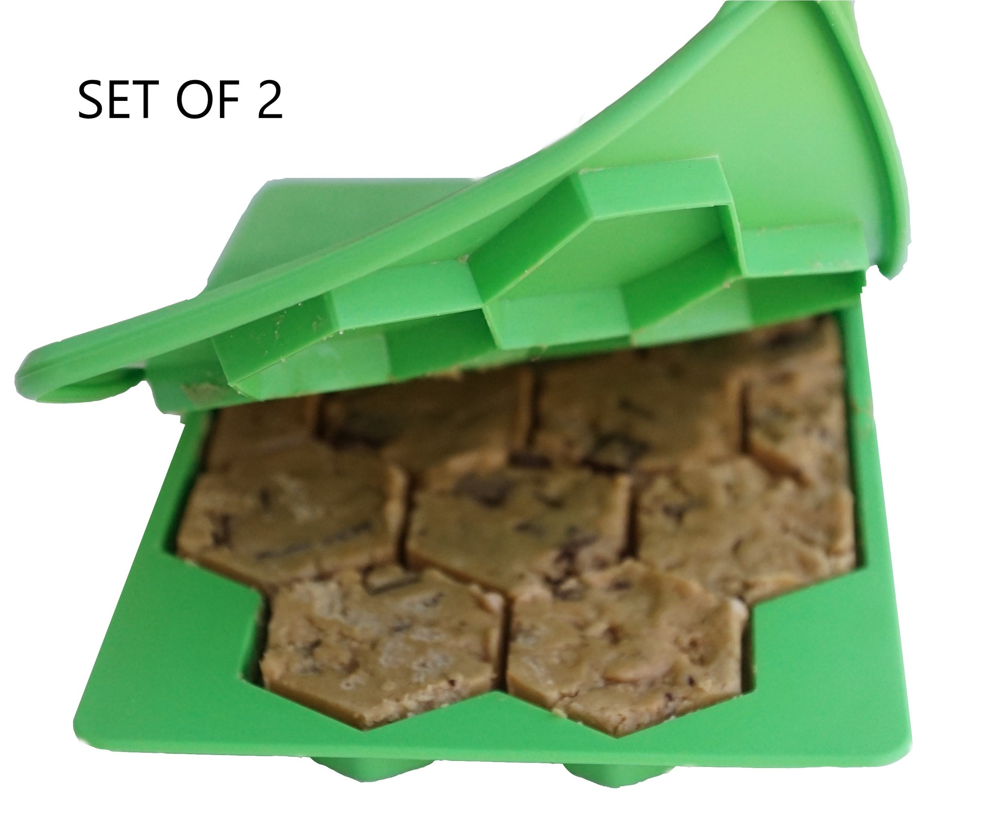Opening a green Smart Cookie