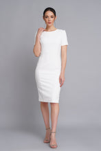 Upload the image to the gallery viewer, white midi dress