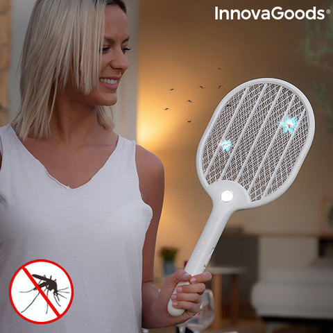 Image of Raquette Anti-Insectes Rechargeable - Flykill™