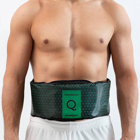 Image of ceinture vibrante pour sangle abdominale